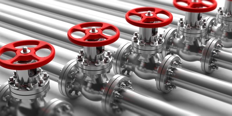 tipos de valvulas industriales